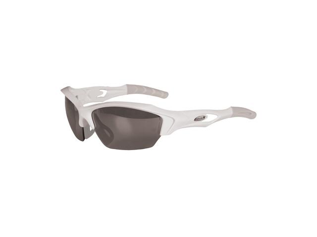 Endura Guppy Fahrradbrille weiß